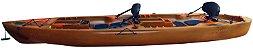 Caiaque Pesca Duplo New Foca Standard Caiaker  - Imagem 2