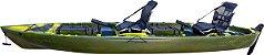 Caiaque Pesca Mero Fishing Sistema Pedal Caiaker  - Imagem 6