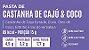 Pasta de Castanha de Caju e Côco 250g - We Nutz - Imagem 2