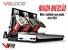 VELOCE VP1 kit pedais invertidos para pedais LOGITECH G25 / G27 / G29 / G920 / G923 - Imagem 8