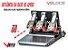 VELOCE VP1 kit pedais invertidos para pedais LOGITECH G25 / G27 / G29 / G920 / G923 - Imagem 7