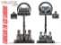 VELOCE V1.5 - Suporte para volantes compatível com Logitech e Thrustmaster - Imagem 2