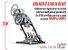 VELOCE V2 - SUPORTE PARA VOLANTES. COMPATÍVEL COM LOGITECH, E THRUSTMASTER - Imagem 3
