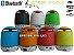 Caixas de som radio bluetooth fm usb micro sd led  - Imagem 3