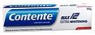 Pasta de dente vegana Contente Max 12 Extra Whitening - 90g - Imagem 1
