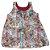 Vestido Infantil Bolone Estampado - Imagem 1
