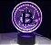 Luminária Bitcoin - 7 Cores (Controle Remoto) - Imagem 5