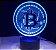 Luminária Bitcoin - 7 Cores (Controle Remoto) - Imagem 3