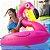 Boia de Flamingo Gigante Circular 120 cm - Imagem 5