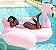 Boia de Flamingo Gigante Rosa 190 cm - Imagem 3