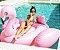 Boia de Flamingo Gigante Rosa 190 cm - Imagem 6