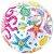 Bola Inflável de Praia Piscina Estampada 51 cm Intex - Imagem 3