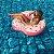Kit 2 Boias Infláveis Circular de Donut Gigante Rosa 110 cm - Imagem 3