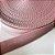 Alça de Poliéster 3cm Rosê - Imagem 1