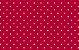 Tecido Poá Vermelho - Cor 1584 - Imagem 1