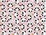 Tecido Pandas Rosa - Cor 2080 - Imagem 1