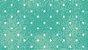 Tecido Poeirinha com Poá Tiffany - Cor 2126 - Imagem 1