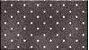 Tecido Poeirinha com Poá Chumbo - Cor 2129 - Imagem 1