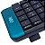 Combo Blend Teclado E Mouse Sem Fio Tm404 Verde Oex - Imagem 4