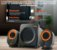 Caixa de Som Sk-500 Speakers Booster 30W USB - Oex - Imagem 4