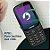 Celular Positivo P70S Preto - Tela 2.8'' 4GB Dual Chip 3G 512MB RAM Wi-Fi - Imagem 1