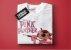Camiseta branca - Feminina - Pantera cor-de-rosa - Imagem 3