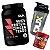 Kit Whey Concentrado Dux + Pasta de Brigadeiro Proteico + Shaker DUX - Imagem 1