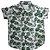 Camisa folhas tropicais  - Imagem 1