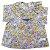 Conjunto floral Liberty com calcinha  - Imagem 2