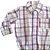 Camisa body xadrez Luis - Imagem 3