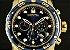 Relógio Invicta Pro Diver 0073 / 21923 Banhado Ouro 18k Cronografo 48mm - Imagem 2
