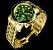 Relógio Invicta Pro Diver 0075 / 21925 Banhado Ouro 18k Cronografo 48mm - Imagem 5