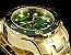 Relógio Invicta Pro Diver 0075 / 21925 Banhado Ouro 18k Cronografo 48mm - Imagem 2