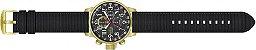 Relógio Invicta I-Force 1515 Original Cronografo Banhado Ouro 18k 46mm - Imagem 3