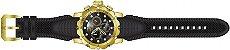 Relógio Invicta Venom Sea Dragon 26244 Lançamento 55mm B. Ouro 18k Cronográfo - Imagem 5