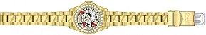 Relógio Invicta Feminino Disney Collection 24419 B. Ouro 18k W/R 100m - Imagem 4