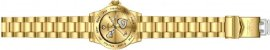 Relógio Invicta Angel Collection 14733 Feminino 40mm Banhado Ouro 18k  - Imagem 4