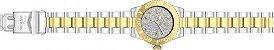 Relógio Invicta Angel Collection 22709 Feminino 40mm Banhado Ouro 18k - Imagem 4