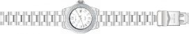Relógio Invicta Angel Feminino 20502 Aço Inoxidável Prata 40mm W/R 200m - Imagem 3