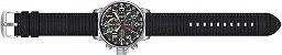 Relógio Invicta I Force 1512 Pulseira de Couro 46mm Aço Inoxidável Calibre VD57 - Imagem 4