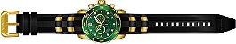 Relógio Invicta Pro Diver 6984 Banhado Ouro 18k Cronografo 48mm - Imagem 3