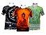 Kit 3 Camisetas Indianas Masculinas Várias Estampas - Imagem 1