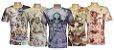 Kit 5 Camisetas Indianas Unissex Místicas Sortidas - Imagem 1