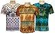 Kit 3 Camisetas Indianas Unissex Tradicionais Sortidas - Imagem 1
