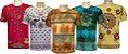 Kit 5 Camisetas Indianas Unissex Tradicionais Sortidas - Imagem 1