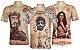 Kit 3 Camisetas Indianas Unissex Personalidades Sortidas - Imagem 1