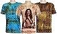 Kit 3 Camisetas Indianas Unissex Extra Grande Sortidas - Imagem 1
