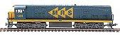 Locomotiva U20C MRS -  3032 - Imagem 1