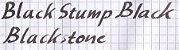 Tinta para caneta tinteiro blackstone black stump 30ml * - Imagem 3
