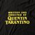 Camiseta Written and Directed By Quentin Tarantino - Imagem 1
